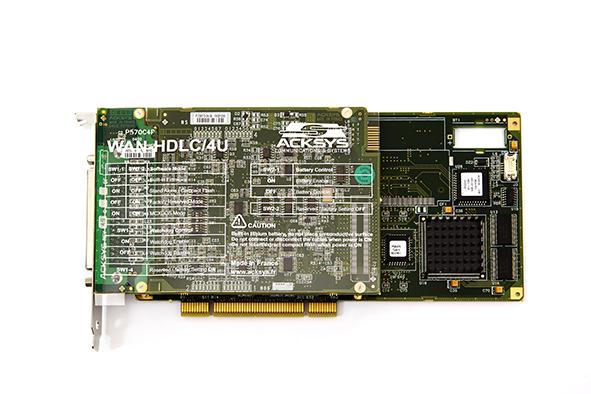 WAN-HDLC range