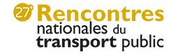 Rencontres nationales du transport public 2019